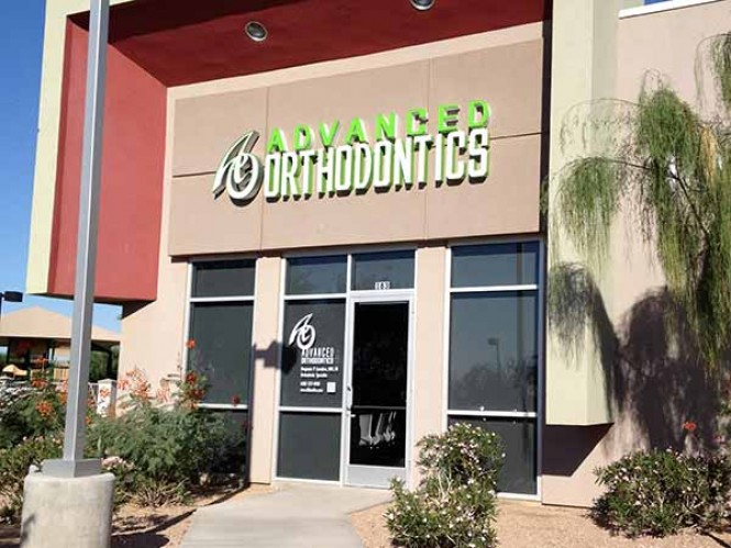 Mesa Arizona Dental Office - Advanced Othodontics - S & R Cabinetry & Builders LLC